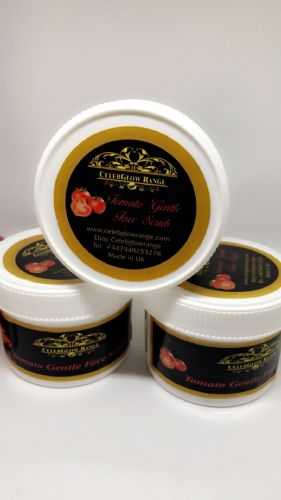 Tomatoes Face and Body Scrub 150g